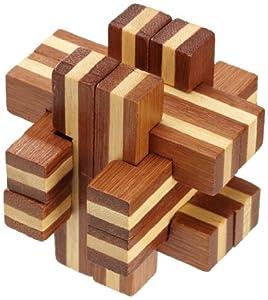 Philos 6060  - Cruz Puzzle Road, de bambú