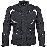 Germot Avenue Textiljacke Übergröße Motorrad Jacke Große Größen Hochwertig 6XL - 10XL Reflektierend, 42110090, Größe 6XL