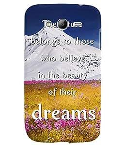 FurnishFantasy Designer Back Case Cover for Samsung Galaxy Grand Neo