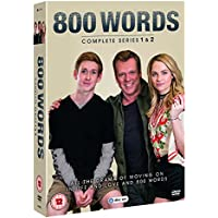 800 Words - Series One and Two Box Set