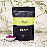 VivaNutria Acaipulver, Acai berry powder, 1kg, 1000g, raw food quality!