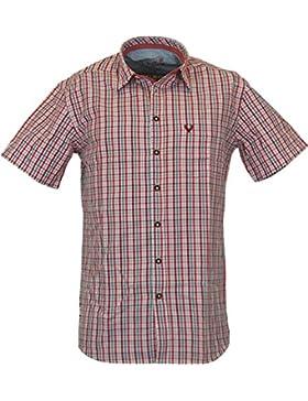 Kurzarm Trachtenhemd Egon von Le