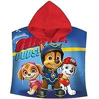 Kids Licensing Paw Patrol PW-16212 Poncho Mare, Telo, Spiaggia, Asciugamano, Cotone, Piscina, 60 X 120 Centimetri, Multicolore - Arredamento - Confronta prezzi
