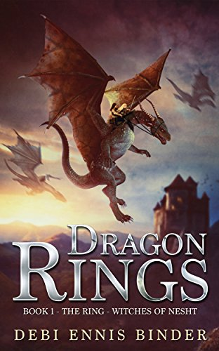 Book cover image for Dragon Rings (The Ring-Witches of Nesht Book 1)
