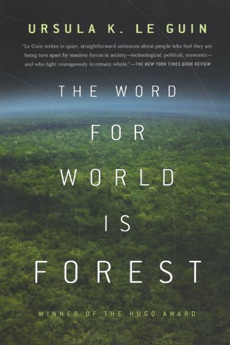 The Word for World Is Forest Cover Image