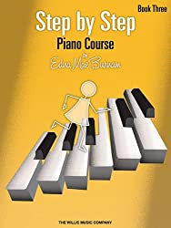 Step by Step Piano Course - Book 3
