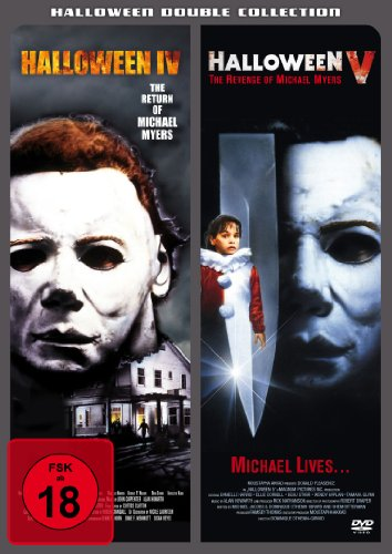 ween V - Halloween Double Collection [2 DVDs] ()