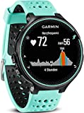 Garmin Forerunner 235 WHR Laufuhr, Herzfrequenzmessung am Handgelenk, Smart Notifications -