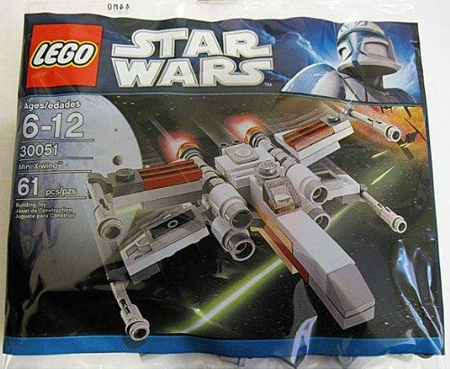 LEGO Star Wars: Mini X-Wing Starfighter Oscuro Embalaje