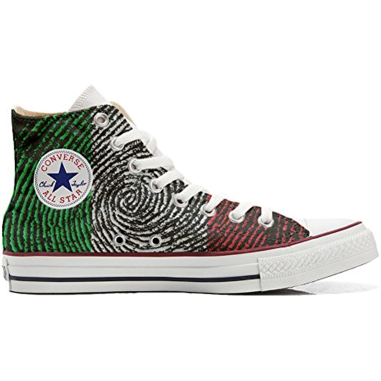 Converse Converse Converse All Star Hi Personnalisé et Imprimés Chaussures Coutume, Sneaker Unisex (Produit Italien Artisanal) Drapeau... - B01NBUETFJ - 0bdbda