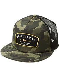 Quiksilver - - Sass-Vorlagen-Fernlastfahrer-Hut