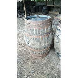 Roble macizo Whisky Barrica 300L–Todavía con fuerte aroma.