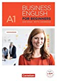 Business English for Beginners - New Edition: A1 - Kursbuch mit Audios online als Augmented Reality