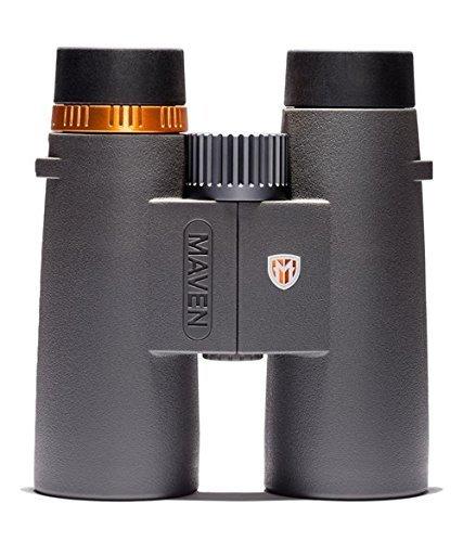 Maven Binoculare C1 10X42 MM Grigio e Arancione