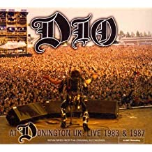 Dio at Donington UK: Live 1983 and 1987
