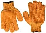 BOSS 4099groß PVC Riffelung String Knit Handschuhe