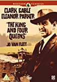 The King And Four Queens [DVD]