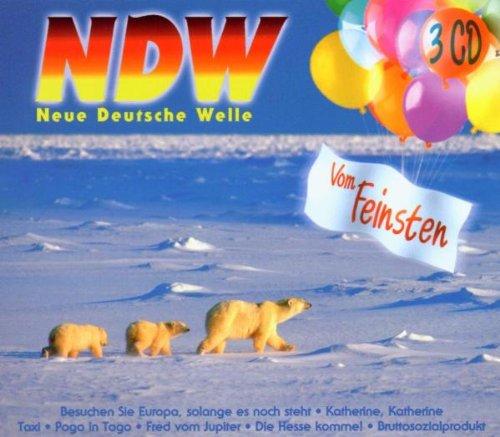 NDW - Neue Deutsche Welle - Vom Feinsten -