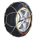 Chaine à neige Eco 9mm pneu 235/45R18 montage rapide - Boite comprenant 2 chaines...