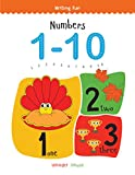#2: Numbers 1 - 10: Write and Practice Numbers 1 to 10 (Writing Fun)