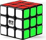 Best Cubes - AGAMI QIYI 3x3 Black Thunderclap High Speed Rubiks Review