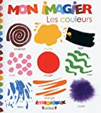 Mon Imagier - Les couleurs