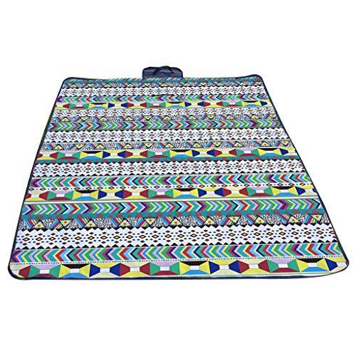 Younthone Wohnkultur Teppiche wasserdichte Picknickdecke Im Freien Camping Teppich Falten Travel Beach Mat GenießE Das Leben Und VergnüGe Dich