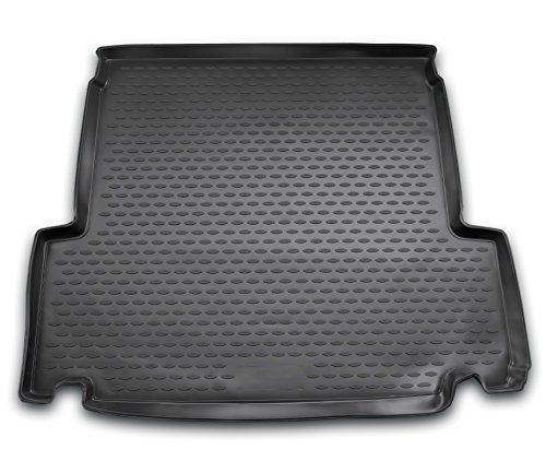 AD Tuning TMP12005 Passform Kofferraumwanne, Anti-Rutsch Oberfläche, schwarz