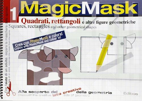 MagicMask. Ediz. a colori. Ediz. a spirale: 1 por aa.vv.