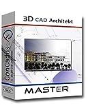 Product icon of 3D CAD Architekt Master - Architektur Software/Programm
