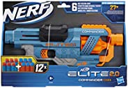 Hasbro - Nerf Elite 2.0-Commander RD-6