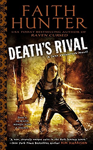 Death's Rival (Jane Yellowrock, Band 5)