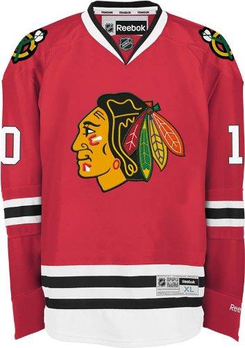 Chicago Blackhawks (NHL Chicago Blackhawks Patrick Sharp Herren 's PREMIER Player Road Jersey xl rot)