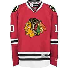 NHL Eishockey Trikot/Jersey CHICAGO BLACKHAWKS Patrick Sharp #10 rot in XXL (2XL)