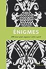 Enigmes par Editions de La Martinière