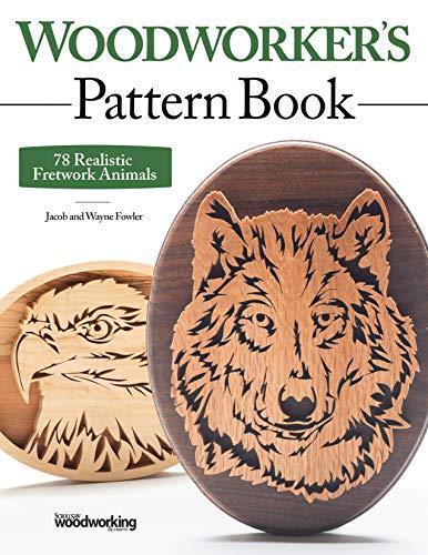 Book: 75 Realistic Fretwork Animals ()