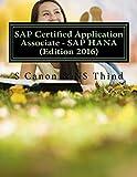 SAP Certified Application Associate - SAP HANA (Edition 2016)
