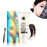 Charmss Star Face Maschera Peel-Off Pulizia profonda Pulizia Blackhead Clean Face Pelle idratante Rassodante Gel + Maschera pennello (60g)