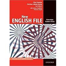 New English File Elementary: Teacher's Book: Teacher's Book Elementary level