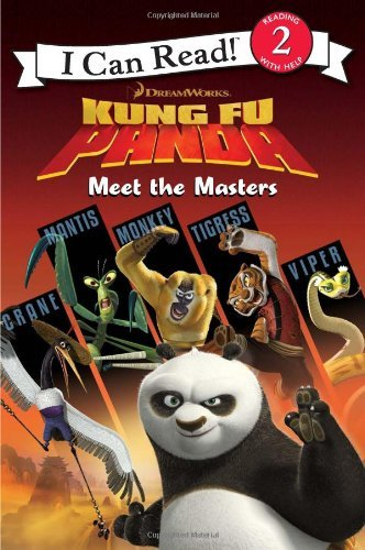 Kung Fu Panda: Po's Crash Course (I Can Read - Level 2 (Quality)) by Catherine Hapka (1-May-2008) Paperback