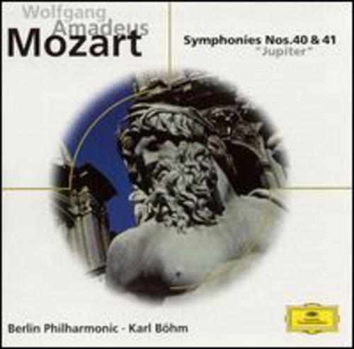Mozart-Sinf. N. 40/41-Bp/Bohm
