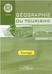 Géographie du tourisme BTS-DUT : Corrigé