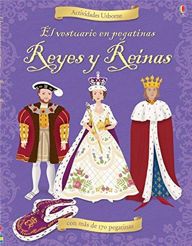 Reyes Y Reinas. El Vestuario En Pegatinas