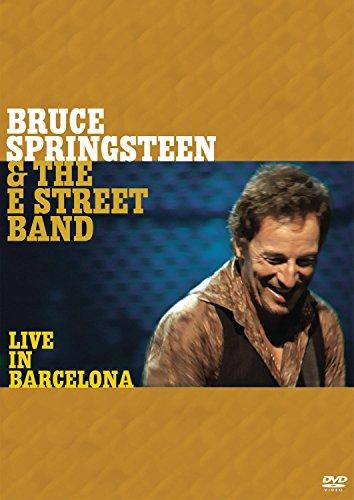 Preisvergleich Produktbild Bruce Springsteen & the E Street Band - Live in Barcelona [Import USA Zone 1]
