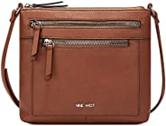 Nine West Crossbody Bag for Women - Brown
