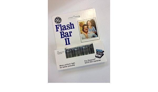 Ge Flashbar Ii Für Die Polaroid Kamera