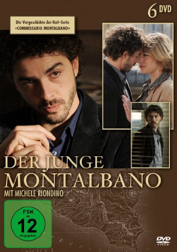 »Der junge Montalbano: Gesamtausgabe Staffel 1 (1-6)«