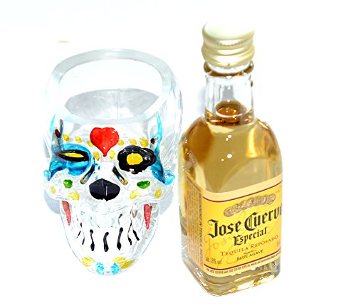 jose-cuervo-especial-tequila-reposado-5cl-miniature-with-special-edition-hand-painted-skull-double-s