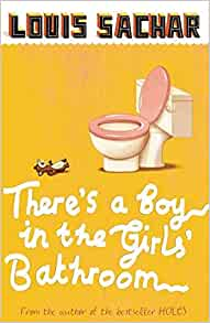 Image result for theres a boy in the girls bathroom