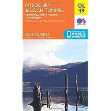 Pitlochry & Loch Tummel, Aberfeldy, Kinloch Rannoch & Schiehallion